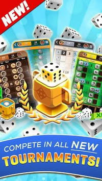 Dice With Buddies™ Free - The Fun Social Dice Game pc screenshot 1