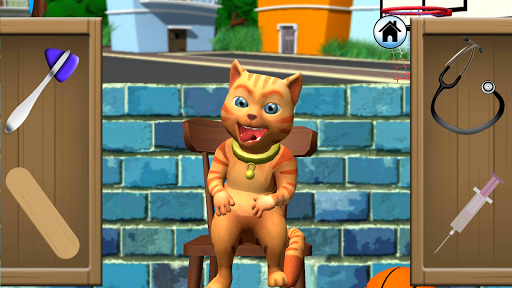 Talking Cat Leo: Virtual Pet apk screenshot 1