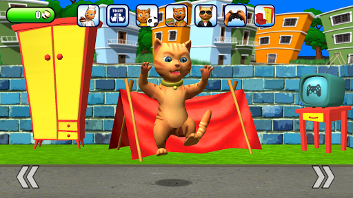 Talking Cat Leo: Virtual Pet apk screenshot 2