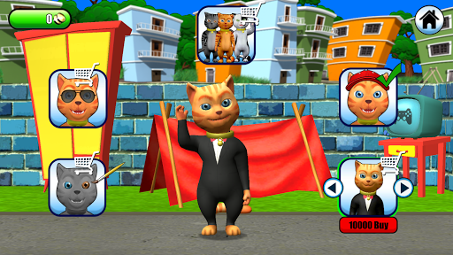 Talking Cat Leo: Virtual Pet apk screenshot 3