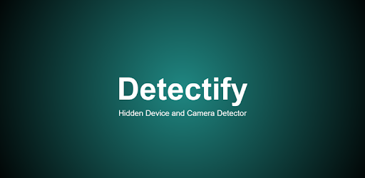 Detectify - Detect Hidden Devices pc screenshot