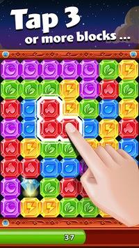 Diamond Dash Match 3: Award-Winning Matching Game screenshot 1