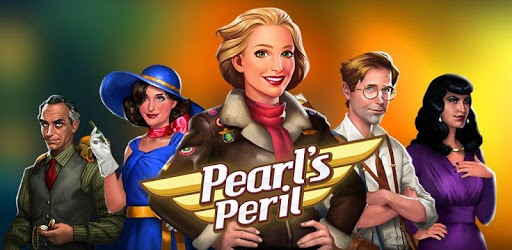 Pearl's Peril - Hidden Object Game pc screenshot