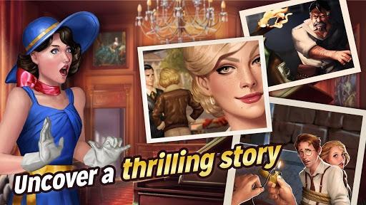 Pearl's Peril - Hidden Object Game APK screenshot 1