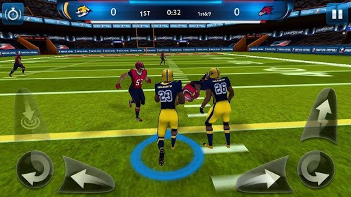 Fanatical Football APK screenshot 1