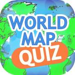 World Map Quiz Geography Game FOR PC