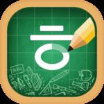 Korean Alphabet Writing icon