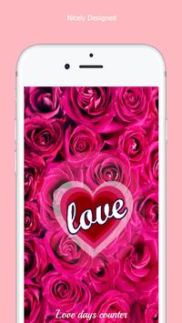 Love days counter APK screenshot 1