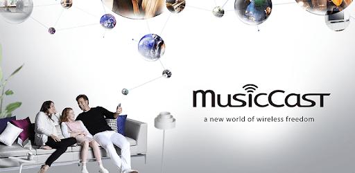 MusicCast CONTROLLER pc screenshot
