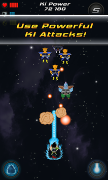 Dragon Galaxy Warrior apk screenshot 2