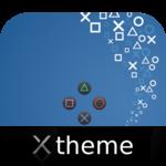 Theme PSpad for XPERIA APK icon