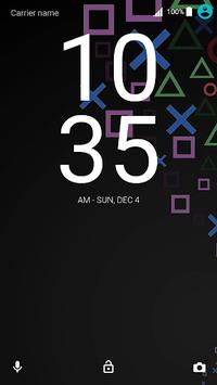 Theme PSpad for XPERIA APK screenshot 1