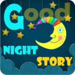 Good night story(for kids) icon