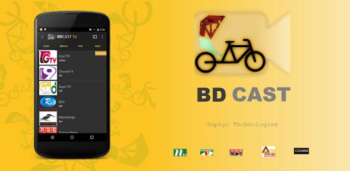 BDCast - Bangla Live TV,Radio pc screenshot