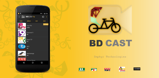 BDCast - Bangla Live TV,Radio for Windows PC - Free Downloadand Install