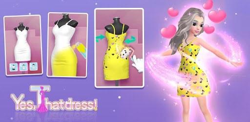 Yes, that dress! pc screenshot