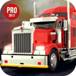 Truck Simulator PRO 2017 for pc icon