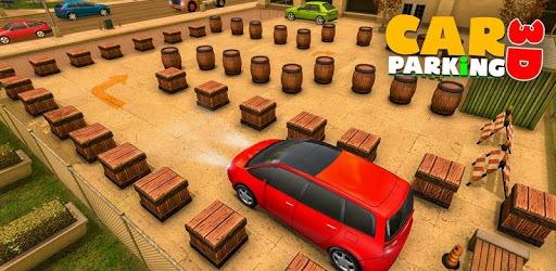 Modern Car Parking Simulator - Car Driving Games pc screenshot