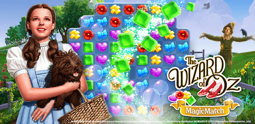 The Wizard of Oz Magic Match 3 pc screenshot