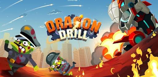 Dragon Drill pc screenshot