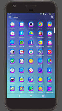 Theme for Galaxy J5 2017 APK screenshot 1