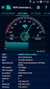 WiFi Overview 360 screenshot 2