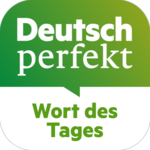 Learn German vocabulary - one word each day icon