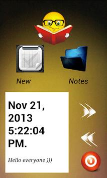 Diary - Notepad APK screenshot 1