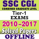 SSC CGL Combine Graduate Tier-I 2010-2017 Papers for pc icon