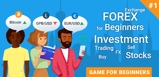 Forex Game - Online Stocks Trading For Beginners pc screenshot