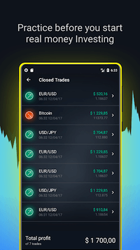 Forex Game - Online Stocks Trading For Beginners screenshot 2