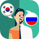 Korean-Russian Translator icon