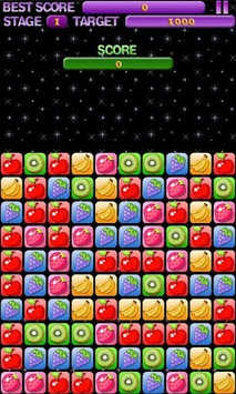 Fruit Pop Crush APK screenshot 1