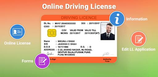 Online indian Drivning Licence Apply pc screenshot