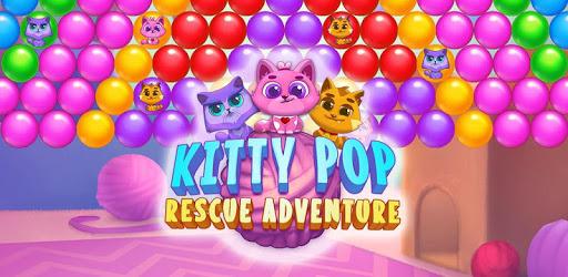 Kitty Pop Rescue Adventure pc screenshot