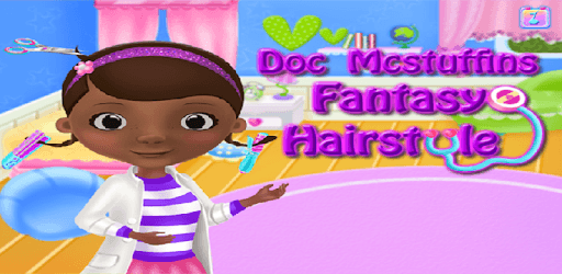 Fantasy Hairstyle, dress up fashion games for girl pc screenshot