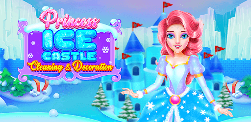 Princess Ice Castle Cleaning and Decoration pc screenshot