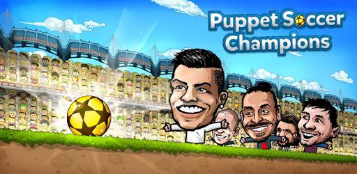 ⚽ Puppet Soccer Champions – League ❤️🏆 pc screenshot