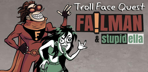 Troll Face Quest: Stupidella and Failman pc screenshot