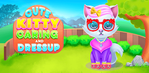 Cute Kitty Caring and Dressup pc screenshot