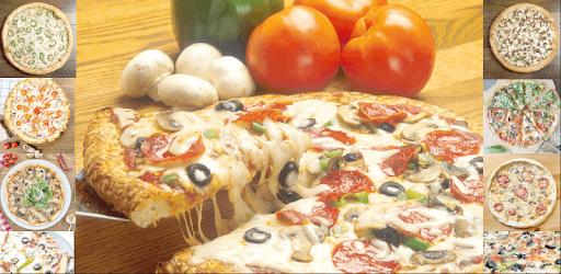 +100 pizza recipes  offline pc screenshot