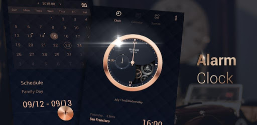 Fun Alarm Clock -Music, Bedside, Timers, Stopwatch pc screenshot