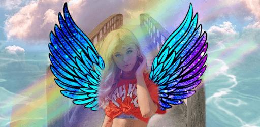 Angel Wings Photo Effects pc screenshot