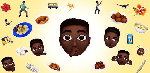 Zouzoukwa : African Stickers for WhatsApp pc screenshot