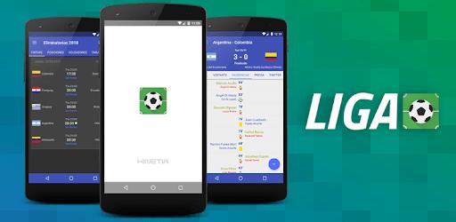 Liga - Live Football Scores pc screenshot