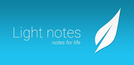 Light Notes pc screenshot