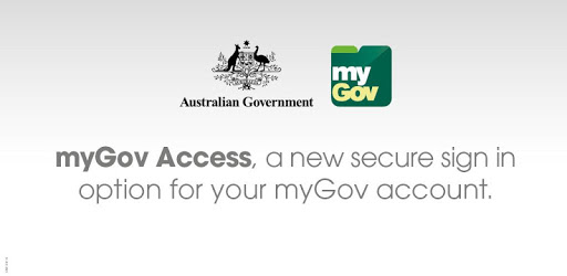 myGov Access - code creator pc screenshot