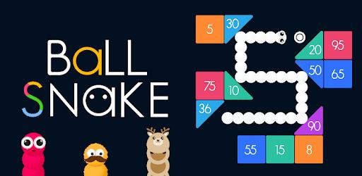 Snake Bricks Breaker pc screenshot