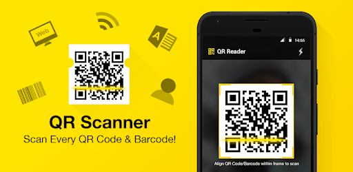 QR Scanner & Barcode Reader pc screenshot