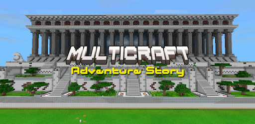 MultiCraft Crafting Adventure & Building Games pc screenshot